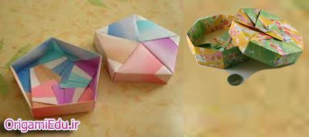 لذت ساخت طرح های مختلف فقط با یک برگ کاغذ-06