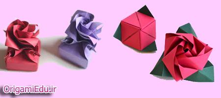 لذت ساخت طرح های مختلف فقط با یک برگ کاغذ-09